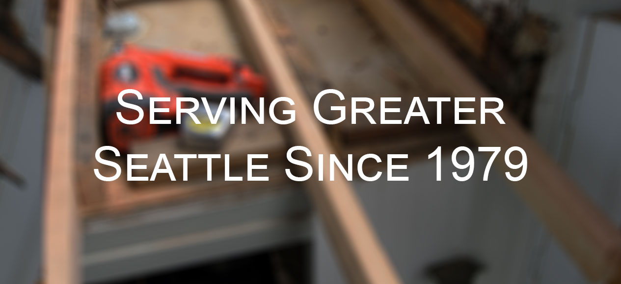 Serving Greater Seattle Since 1979 | C & C Construction | Seattle & Mercer Island General Contractor